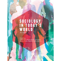 Sociology in Today's World - with Student Resource Access 12 Months