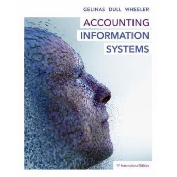 Accounting Information Systems (11th Edition, 2018)