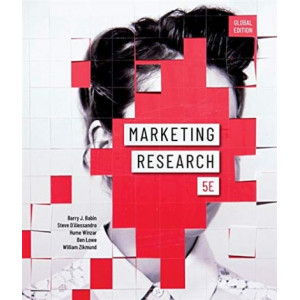 Marketing Research (5th Edition, 2020)