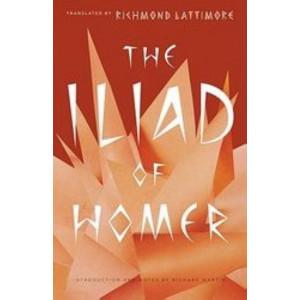 Iliad of Homer  (Trans. Lattimore, R. )