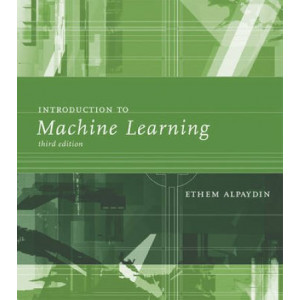 Introduction to Machine Learning (3rd Edition)