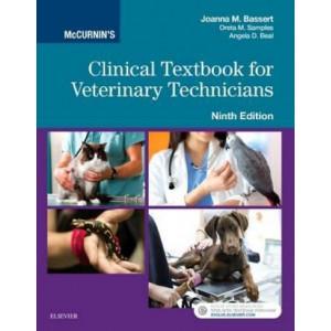 McCurnin's Clinical Textbook for Veterinary Technicians 9E