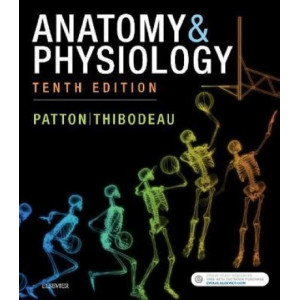 Anatomy & Physiology (includes A&P Online course) (10th Edition)
