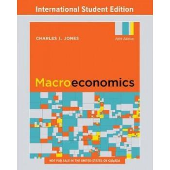 Macroeconomics - International Students Edition (5th Edition, 2020)