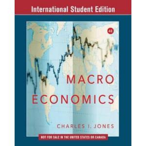 Macroeconomics - International Students Edition (4th Edition, 2016)