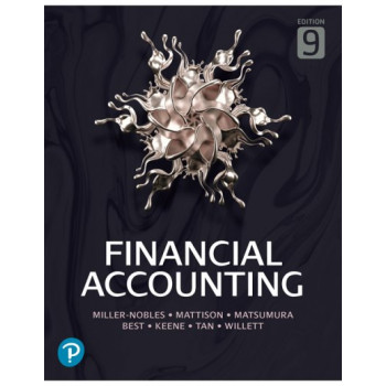 Horngren's Financial Accounting (9th Edition, 2020)