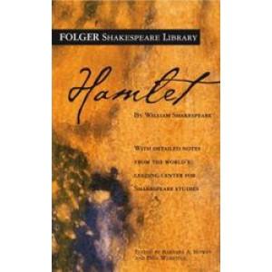 Hamlet: Folger Shakespeare Library : New Folger Library Shakespeare (Paperback)