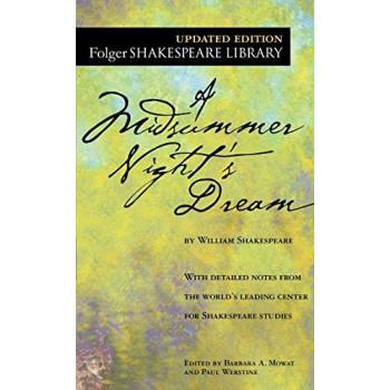 Midsummer Night's Dream: Folger Edition