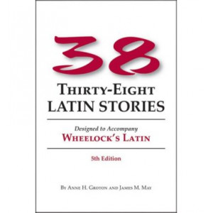 38 Latin Stories (5th Edition, 1995)