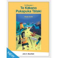 Te Whanake 1 Te Kakano Pukapuka Tataki Study Guide