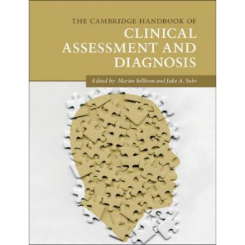 Cambridge Handbook of Clinical Assessment and Diagnosis