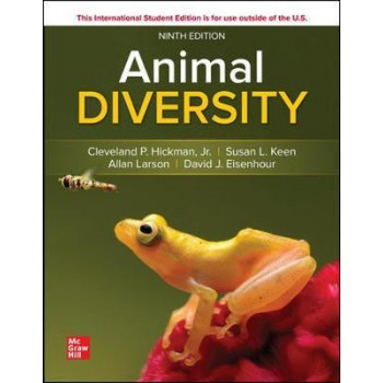 Animal Diversity ISE (9th Edition, 2020)