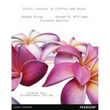 Style: Lessons in Clarity and Grace (International Edition)