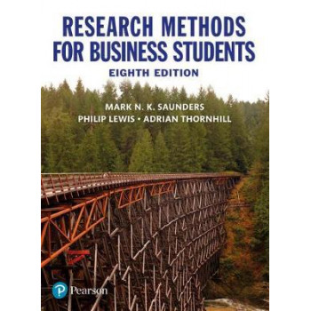Research Methods for Business Students (8th ed, 2019)