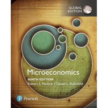 Microeconomics, Global Edition (9th Edition, 2017)