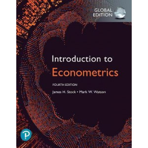 Introduction to Econometrics, Global Edition 4e