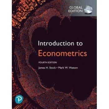 Introduction to Econometrics, Global Edition 4e