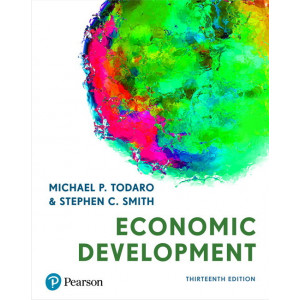 Economic Development (13th Edition, 2020)