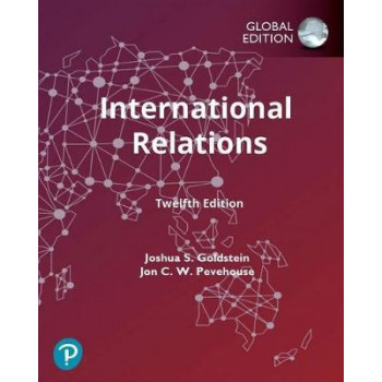 International Relations, Global Edition (12th edition, 2020)