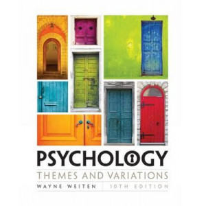 Psychology:Themes and Variations 10E