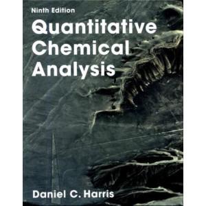 Quantitative Chemical Analysis Int Edtn (9th Edition, 2015)