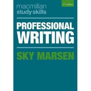 Professional Writing 4E