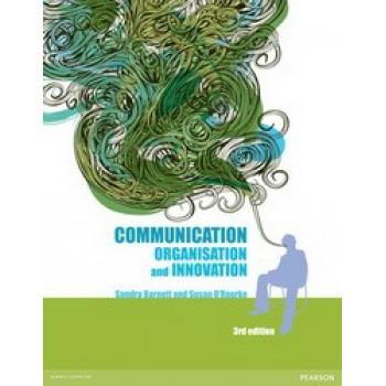 Communication : Organisation & Innovation 3E