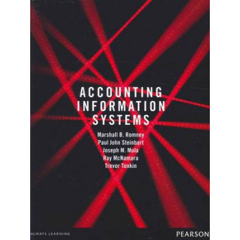 Accounting Information Systems (Australasian Ed.)