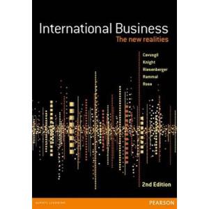 International Business 2E (Australian Edition) : The New Realities