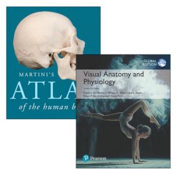 Visual Anatomy & Physiology, Global Edition + Martini's Atlas of the Human Body 3E