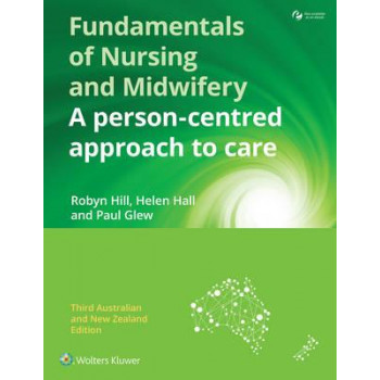 Package of Hill's Fundamentals of Nursing and Midwifery 3E with PrepU 12 Month Access