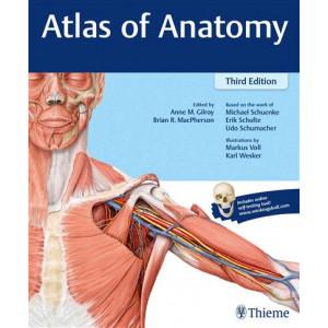 Atlas of Anatomy 3E
