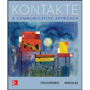 Kontakte + Access for Online Workbook/Lab Manual (8th Edition)