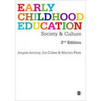 Early Childhood Education: Society & Culture 2E