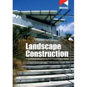 Landscape Construction BRANZ 2E